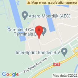 Location HCT (Holland Cargo Terminal)